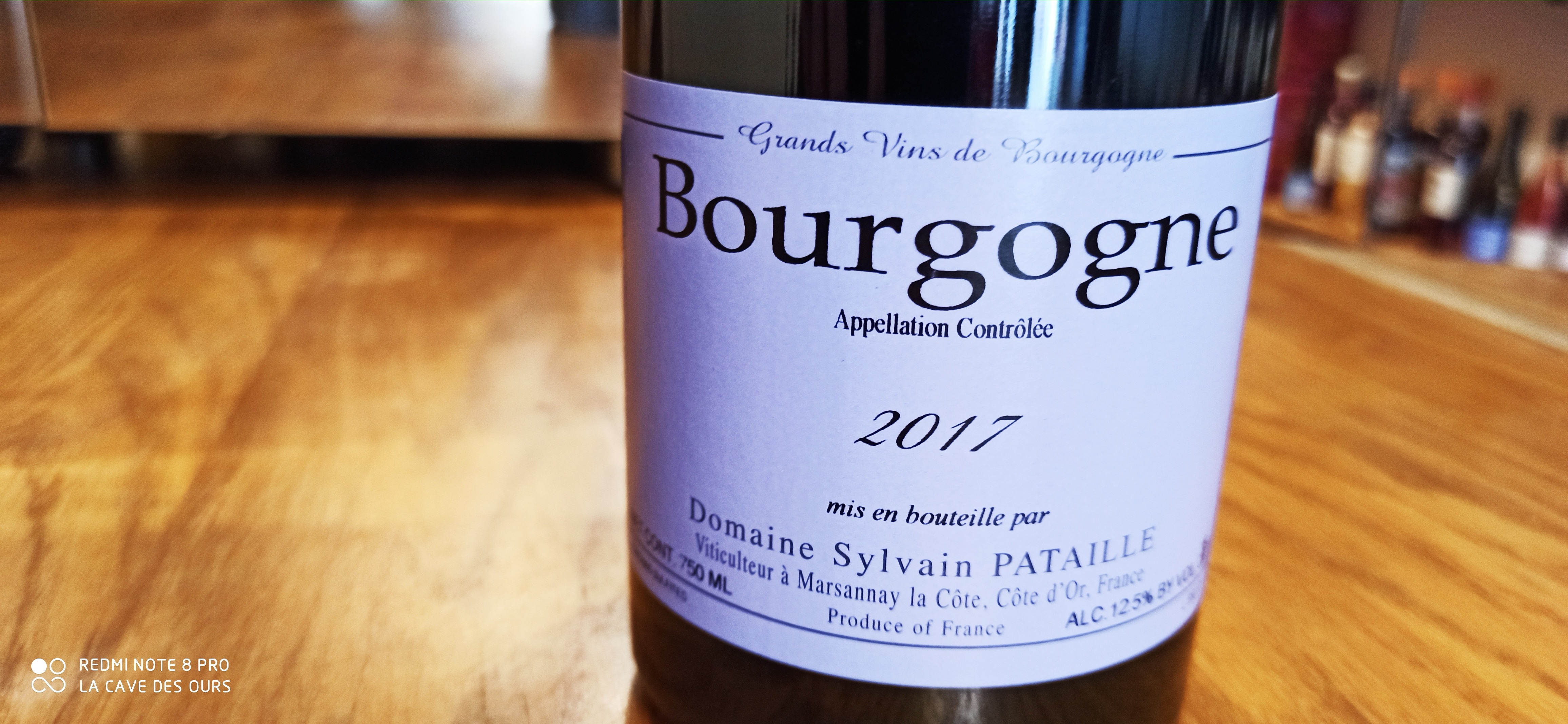 Bourgogne S. Pataille 2017 Wide